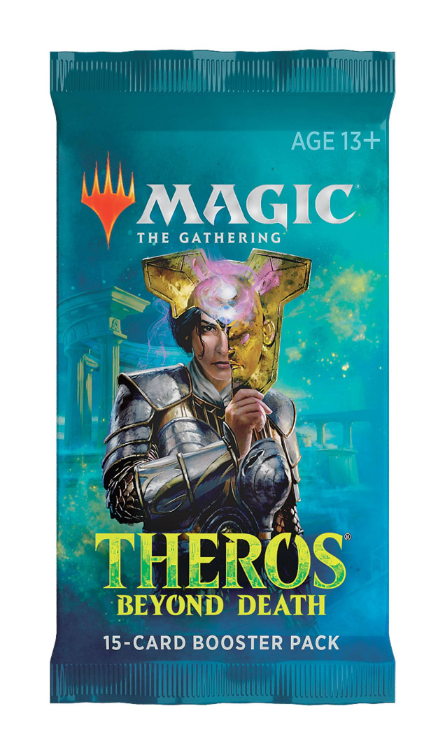 Magic the Gathering Theros Beyond Death Booster English
