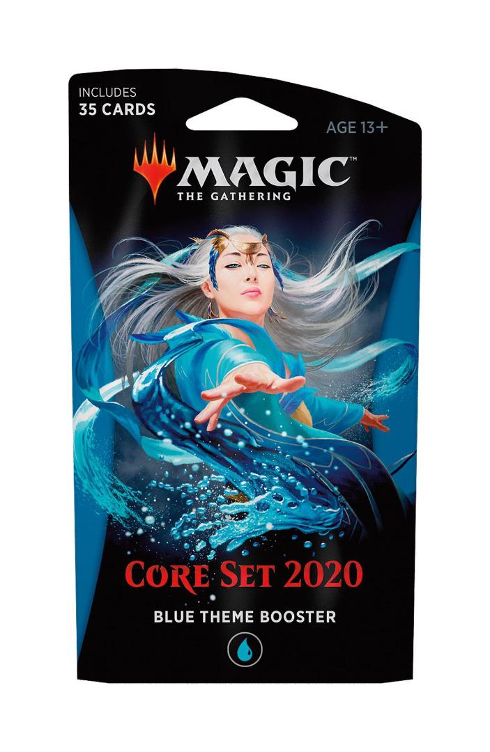 Magic the Gathering Core Set 2020 Theme Booster (35 cartas) English