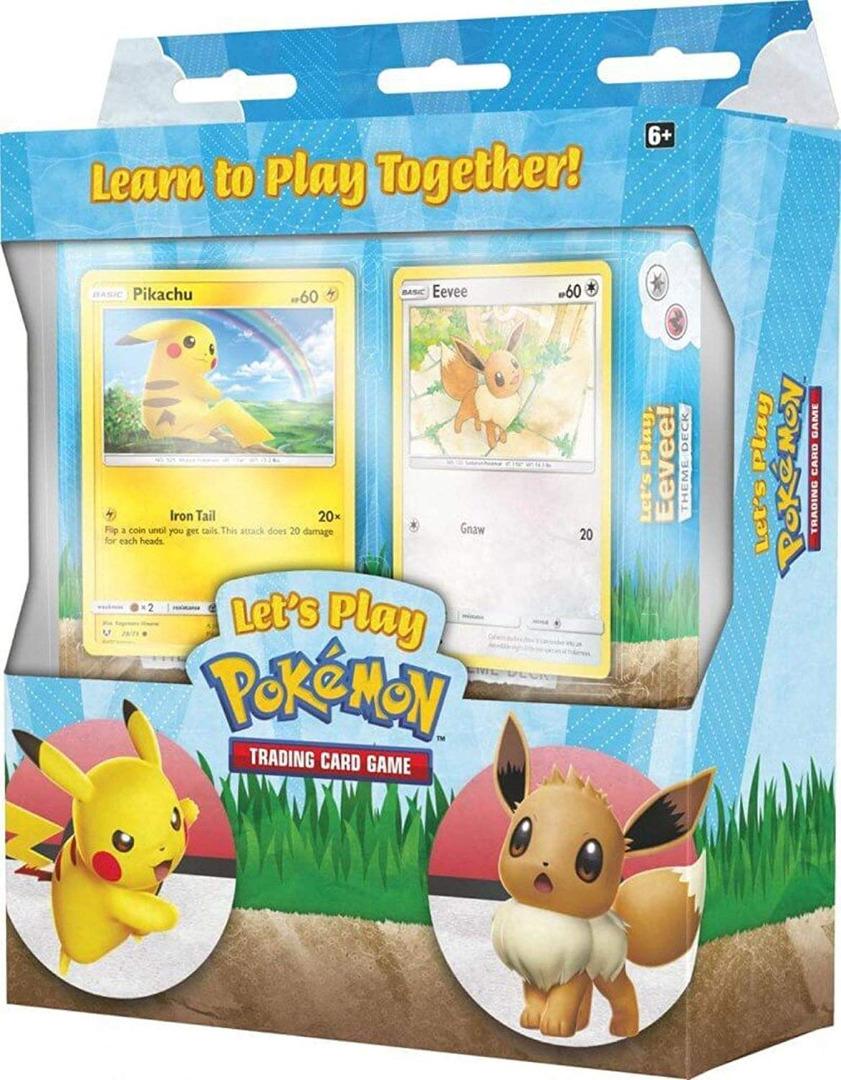 Pokémon - Let's Play Pokémon TCG English