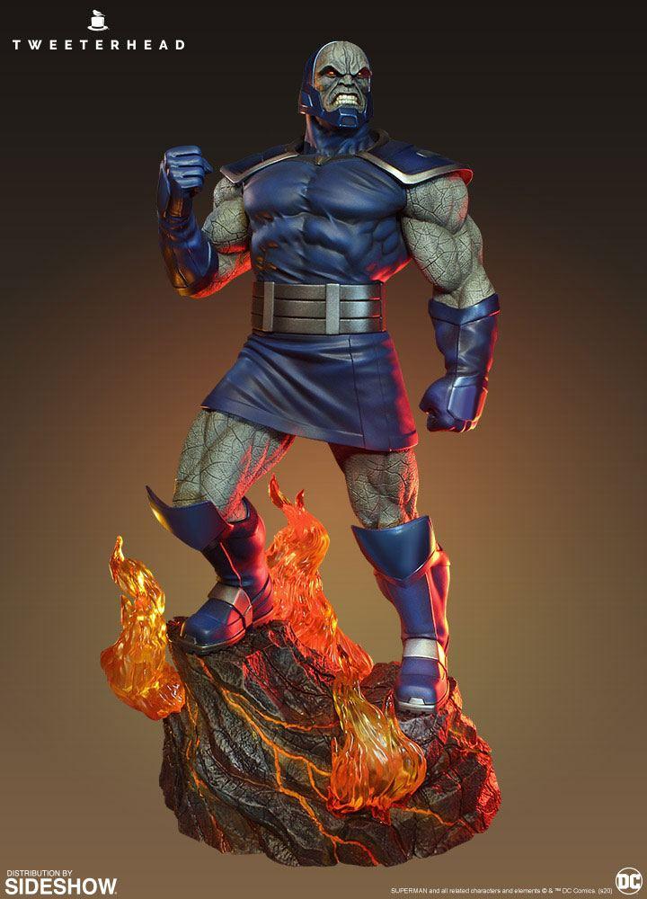 DC Comic Super Powers Collection Maquette Darkseid 53 cm