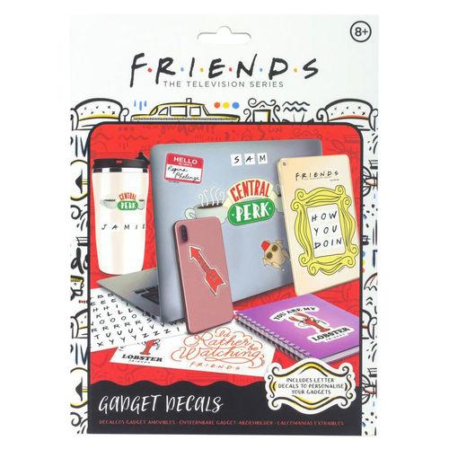 Friends Gadget Decals Draw It