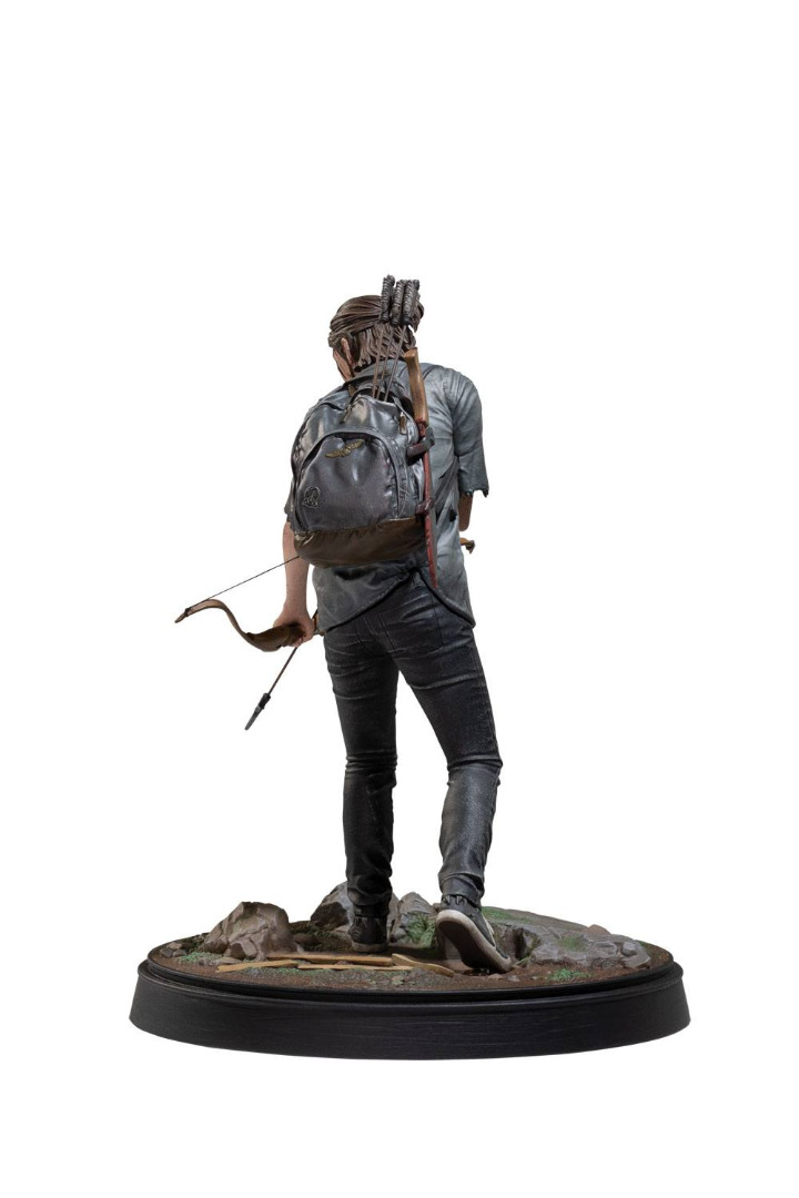 The Last of Us Part II PVC Statue Ellie with Bow 20 cm