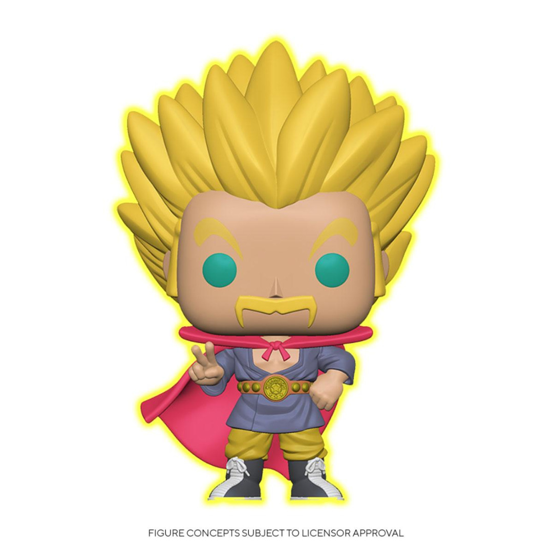 Dragon Ball Super POP! Animation Speciality Serie Super Saiyan Hercule GITD