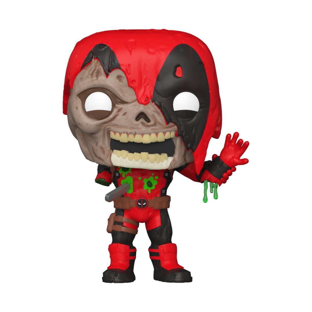Marvel POP! Vinyl Figure Zombie Deadpool 9 cm