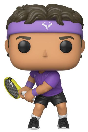 Tennis Legends POP! Sports Vinyl Figure Rafael Nadal 10 cm