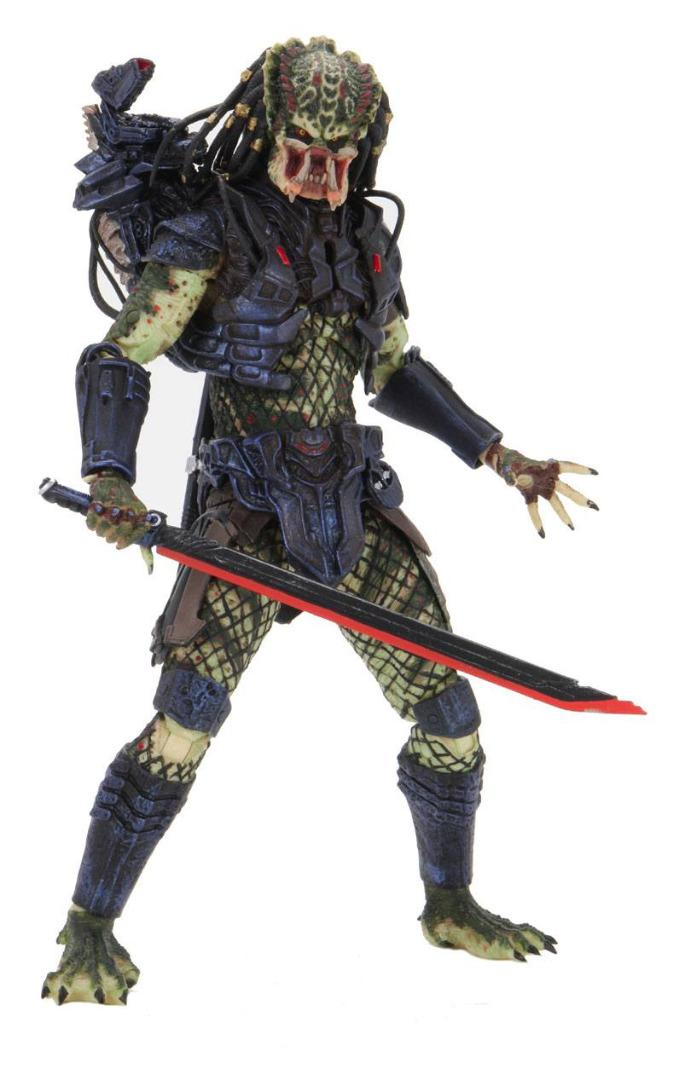 Predator 2 Action Figure Ultimate Armored Lost Predator 20 cm
