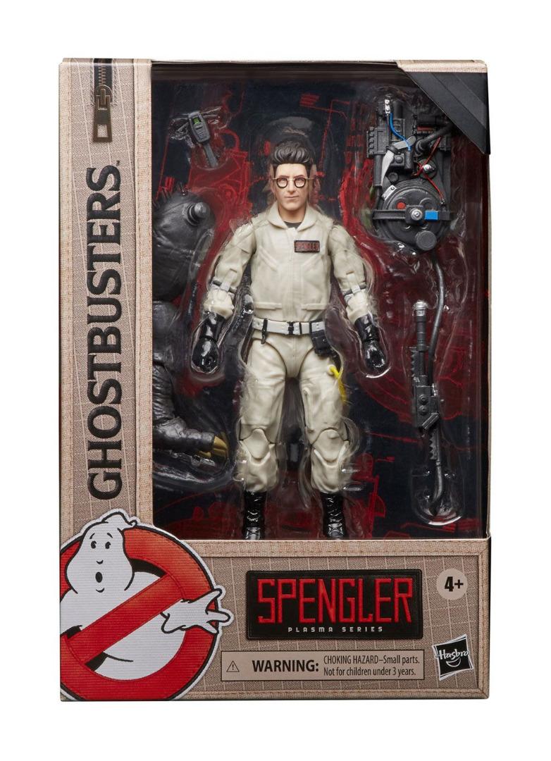 Ghostbusters Plasma Series Action Figure Spengler 15 cm 2020 Wave 1
