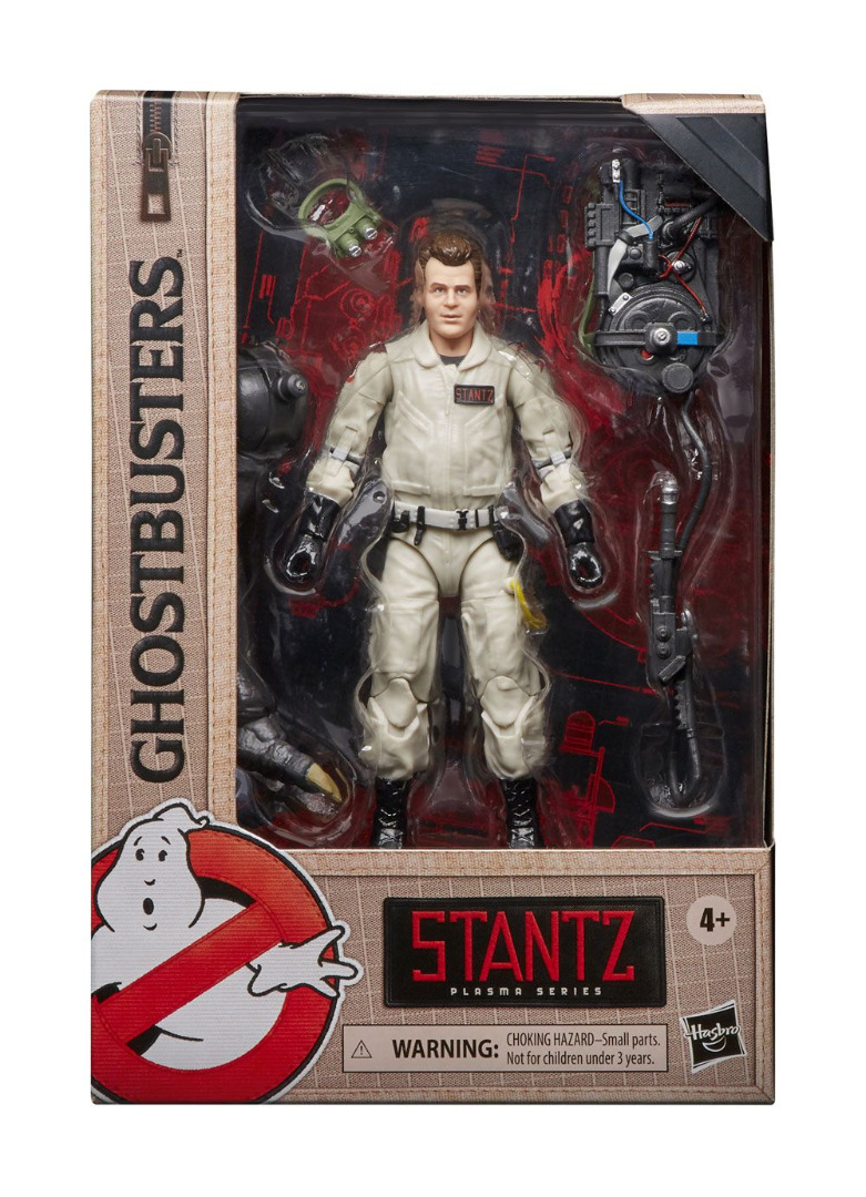 Ghostbusters Plasma Series Action Figure Stantz 15 cm 2020 Wave 1