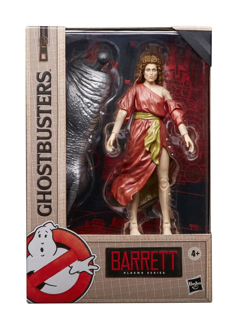 Ghostbusters Plasma Series Action Figure Barrett 15 cm 2020 Wave 1