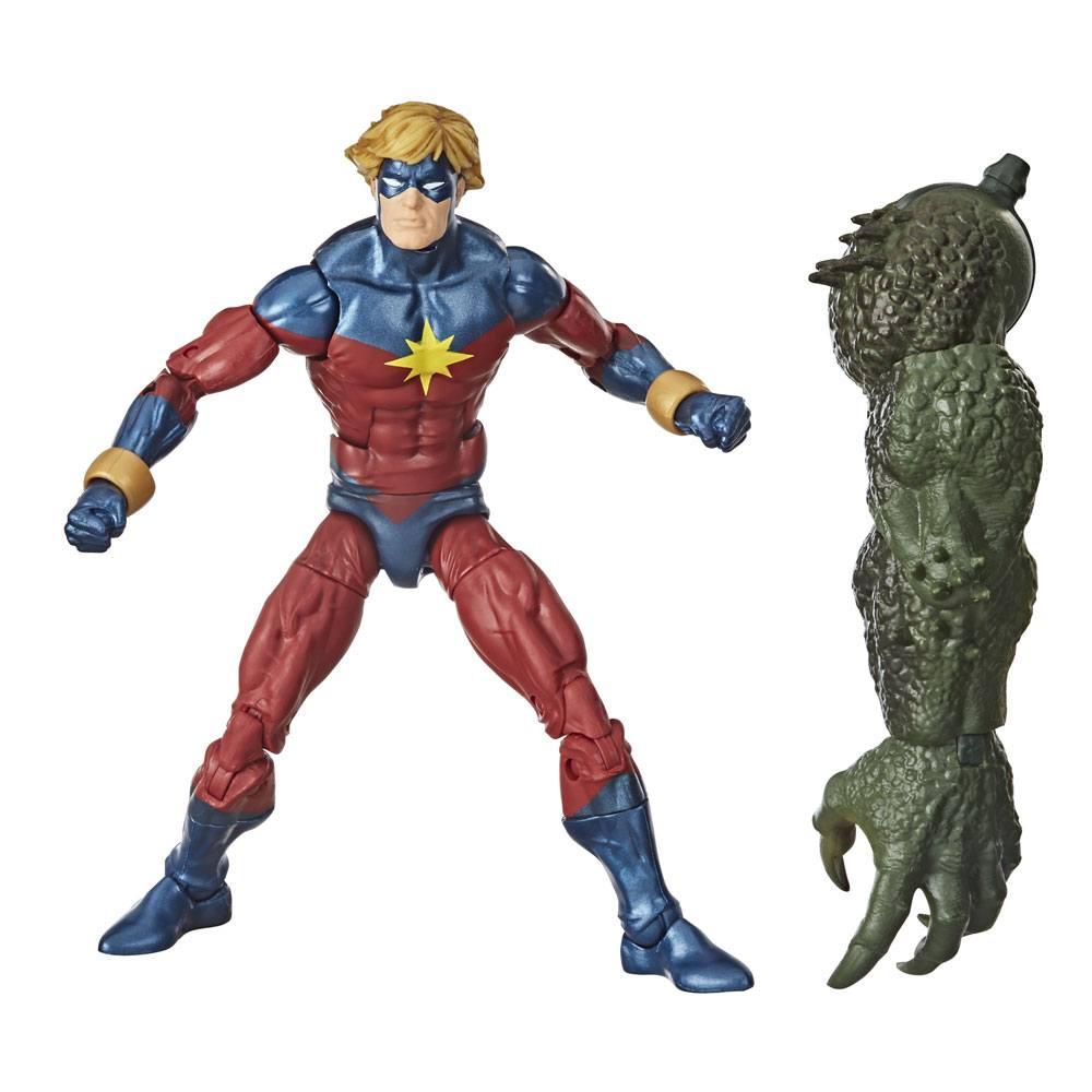Marvel Legends Series Action Figures Mar-Vell 15 cm 2020 Gamerverse