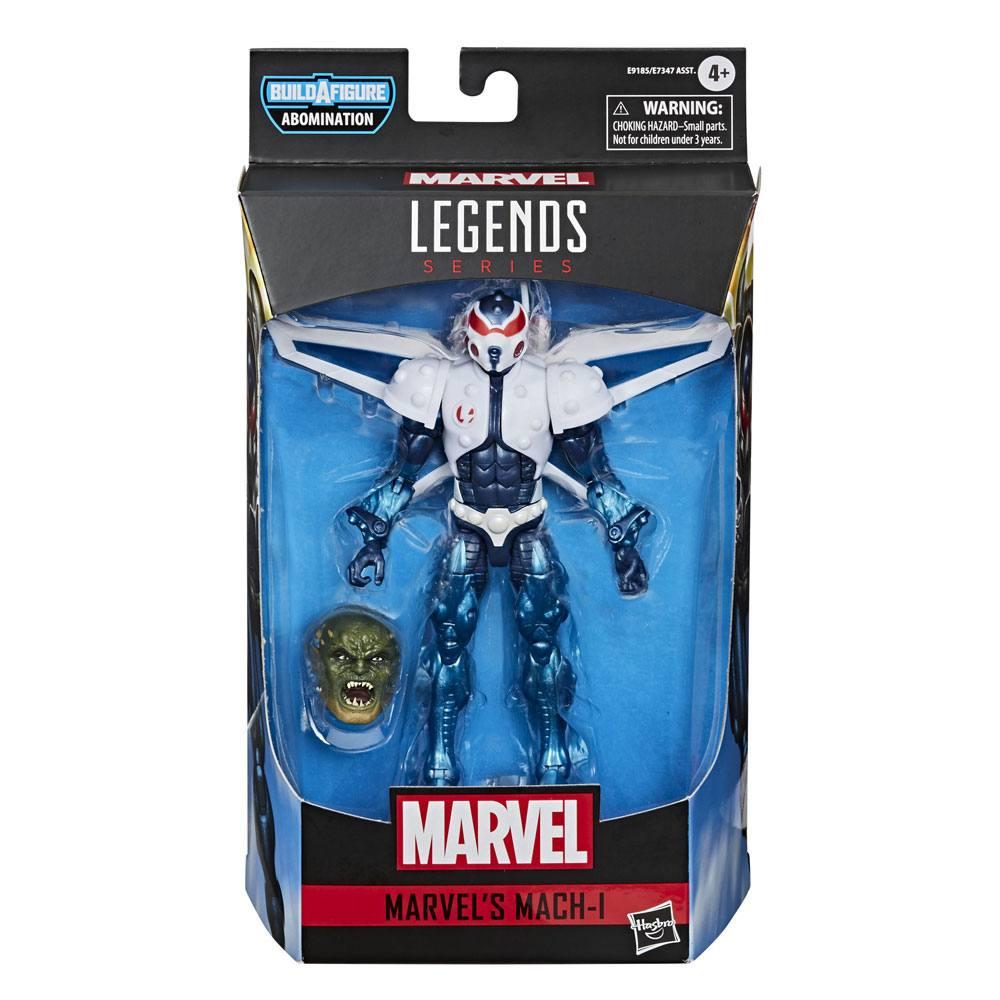 Marvel Legends Series Action Figures Mach-I (Comics) 15 cm 2020 Gamerverse