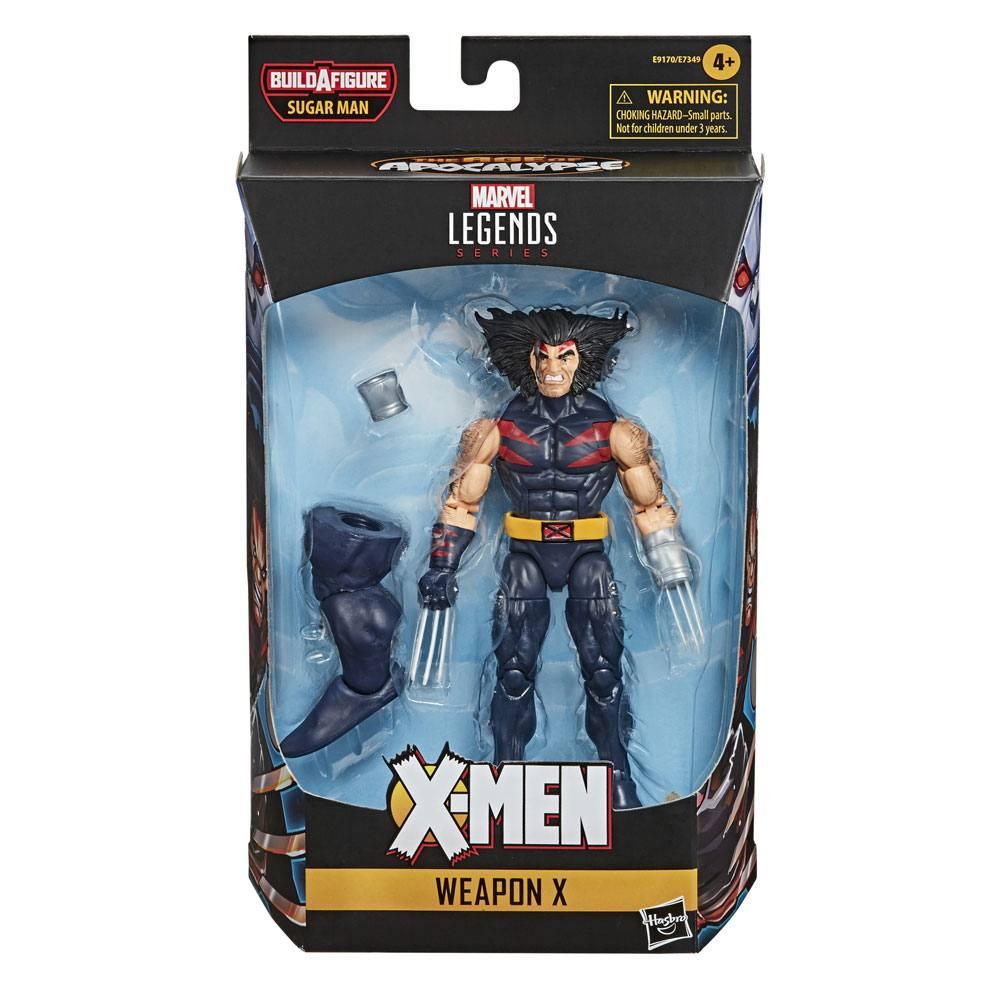 Marvel Legends Action Figure Weapon X 15 cm 2020 X-Men: Age of Apocalypse