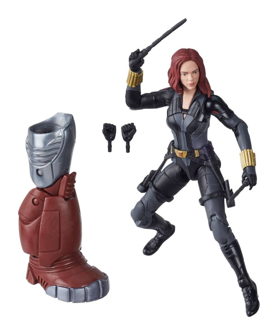 Marvel Legends Series Action Figure Black Widow 15 cm 2020 Black Widow