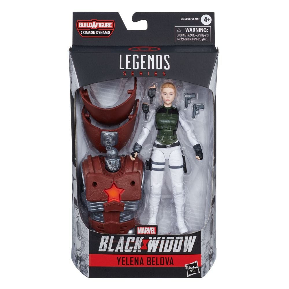 Marvel Legends Series Action Figure Yelena Belova 15 cm 2020 Black Widow