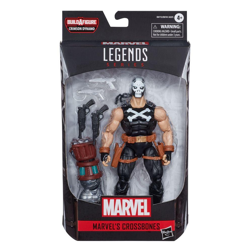 Marvel Legends Series Action Figure Crossbones 15 cm 2020 Black Widow