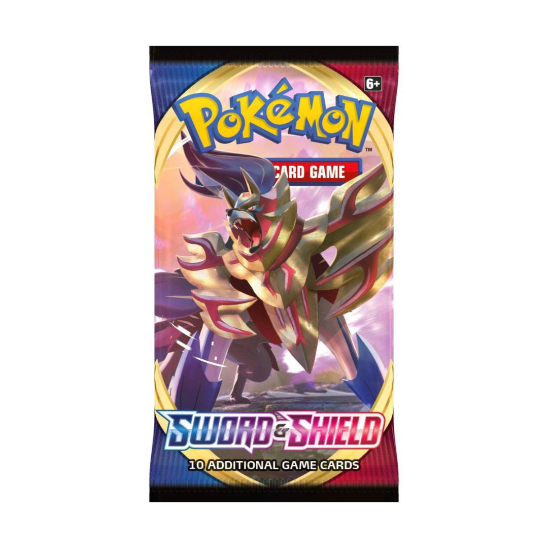 Pokémon Sword and Shield Booster *English Version*