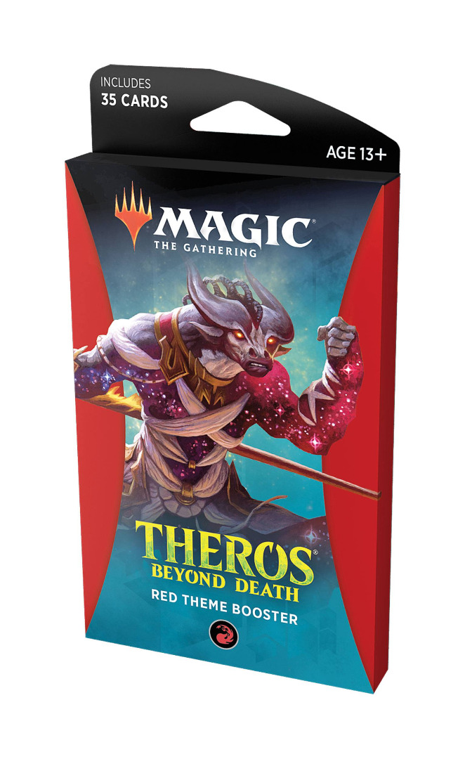 Magic the Gathering Theros Beyond Death Theme Booster (35 cartas) English