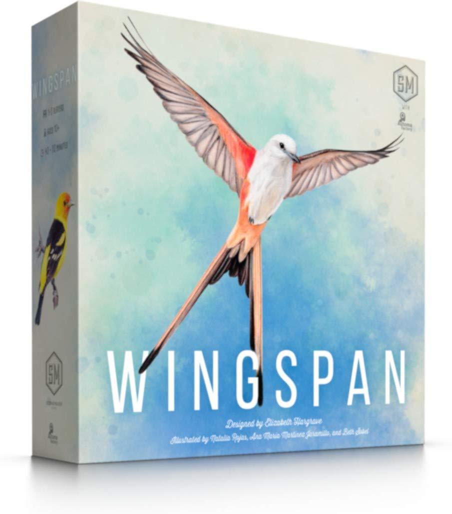 Wingspan 2nd Edition English