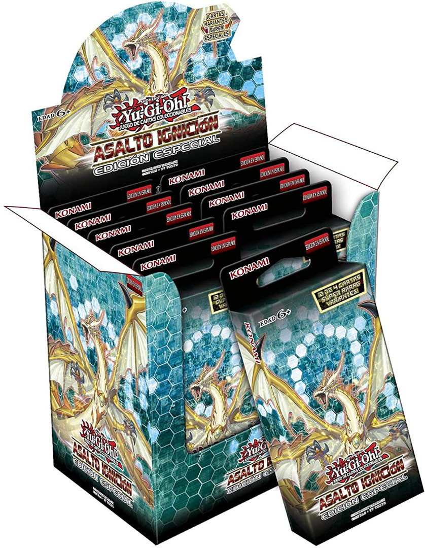 Yu-Gi-Oh! Ignition Assault Special Edition Box *English Version*