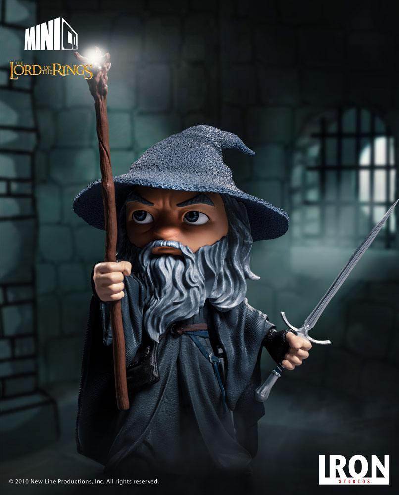Lord of the Rings Mini Co. PVC Figure Gandalf 18 cm