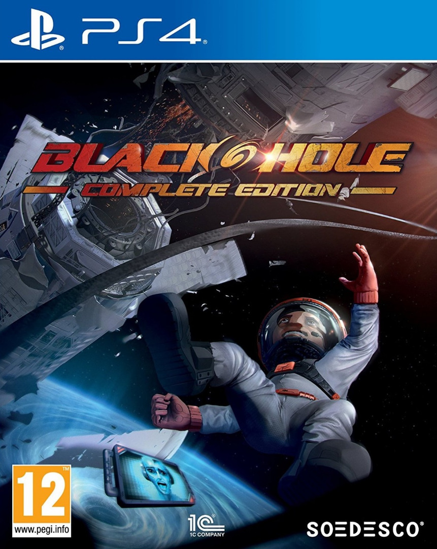 Blackhole: Complete Edition PS4 (Novo)