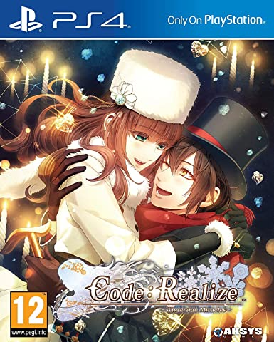 Code: Realize Wintertide Miracles PS4 (Novo)