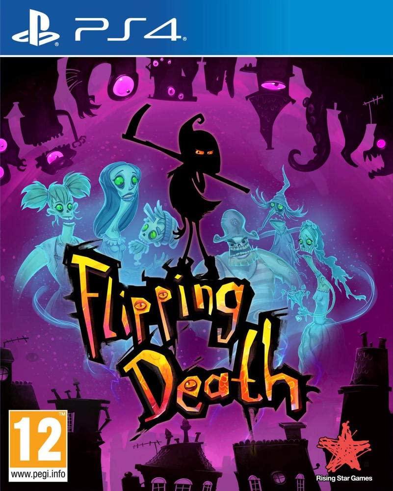 Flipping Death PS4 (Novo)