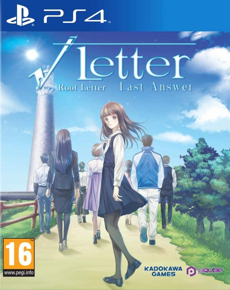 Root Letter: Last Answer Day One Edition PS4 (Novo)