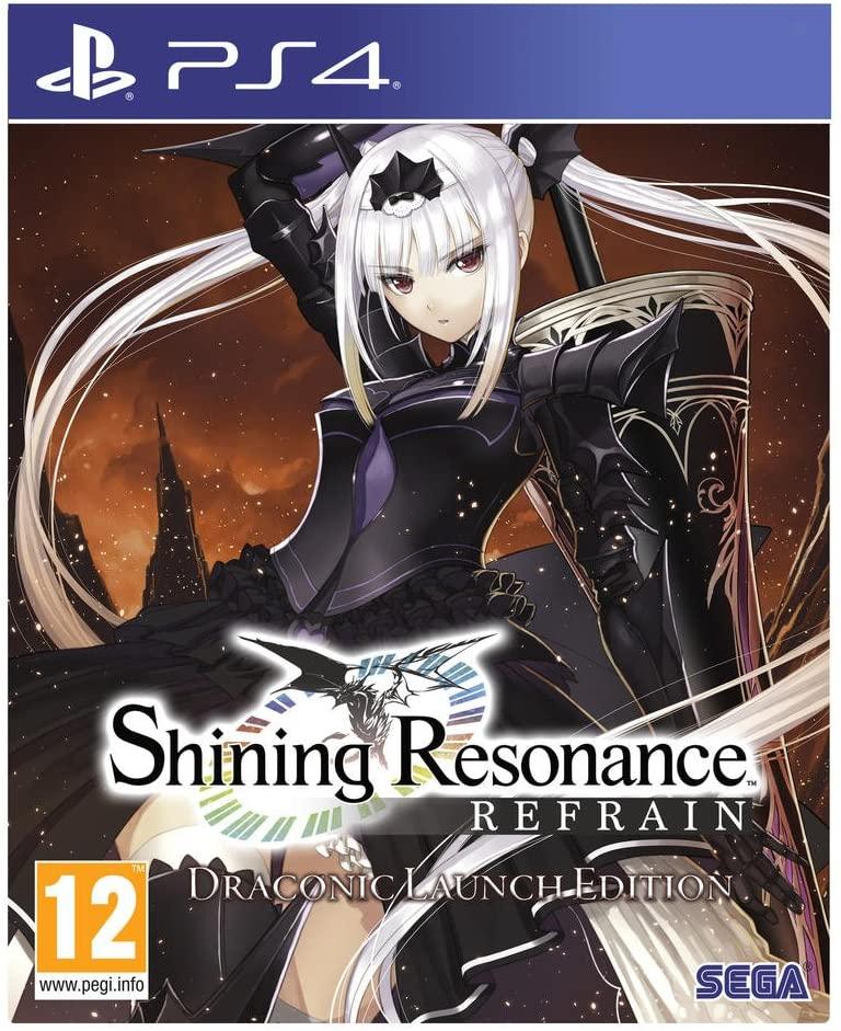 Shining Resonance Refrain PS4 (Novo)