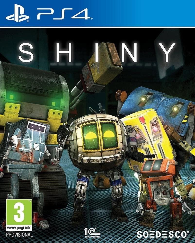 Shiny PS4 (Novo)