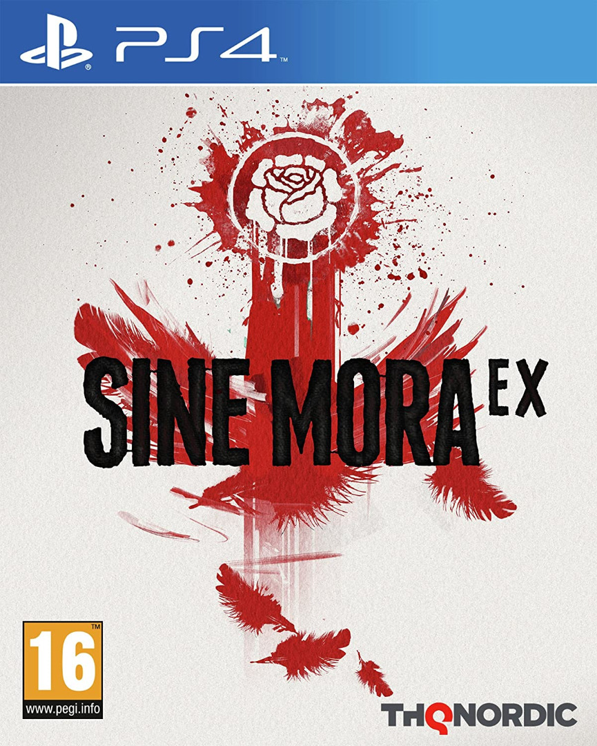 Sine Mora EX PS4 (Novo)