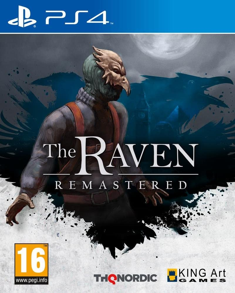 The Raven Remastered PS4 (Novo)