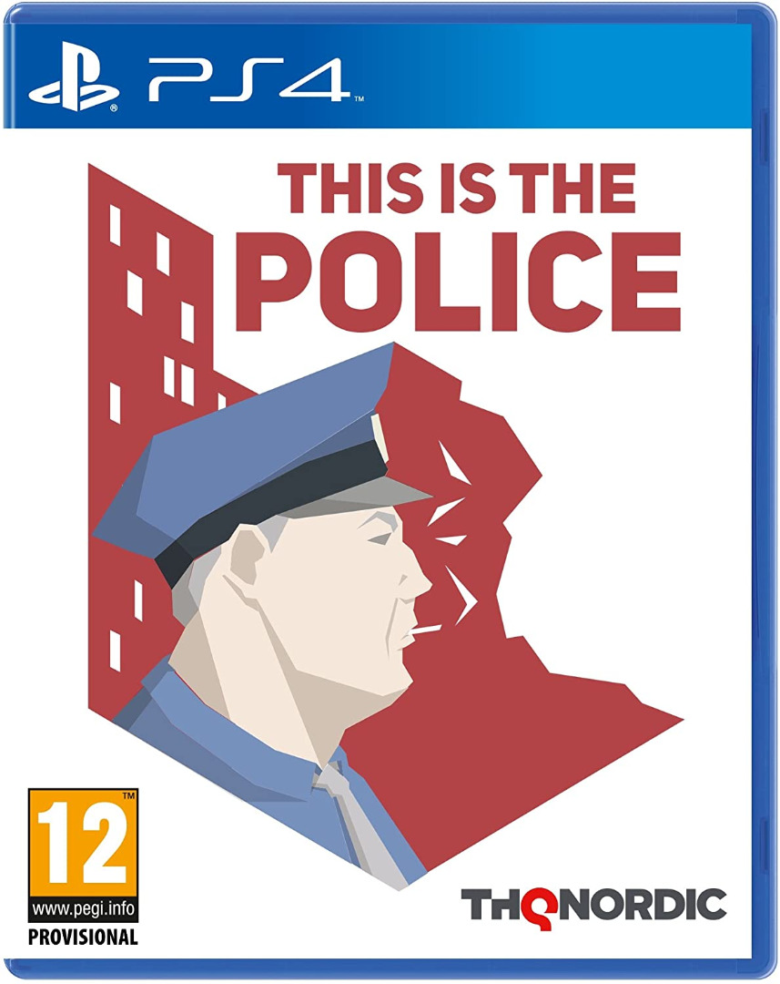 This is the Police PS4 (Novo)