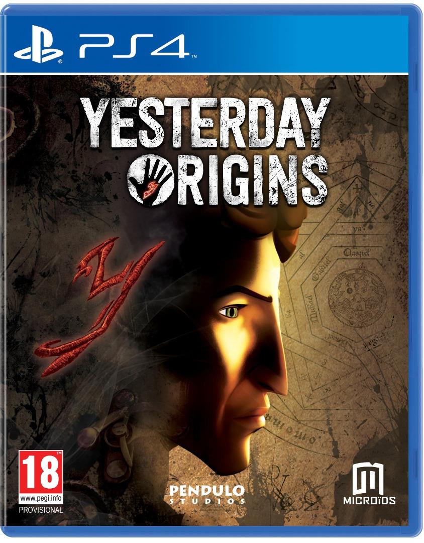 Yesterday Origins PS4 (Novo)