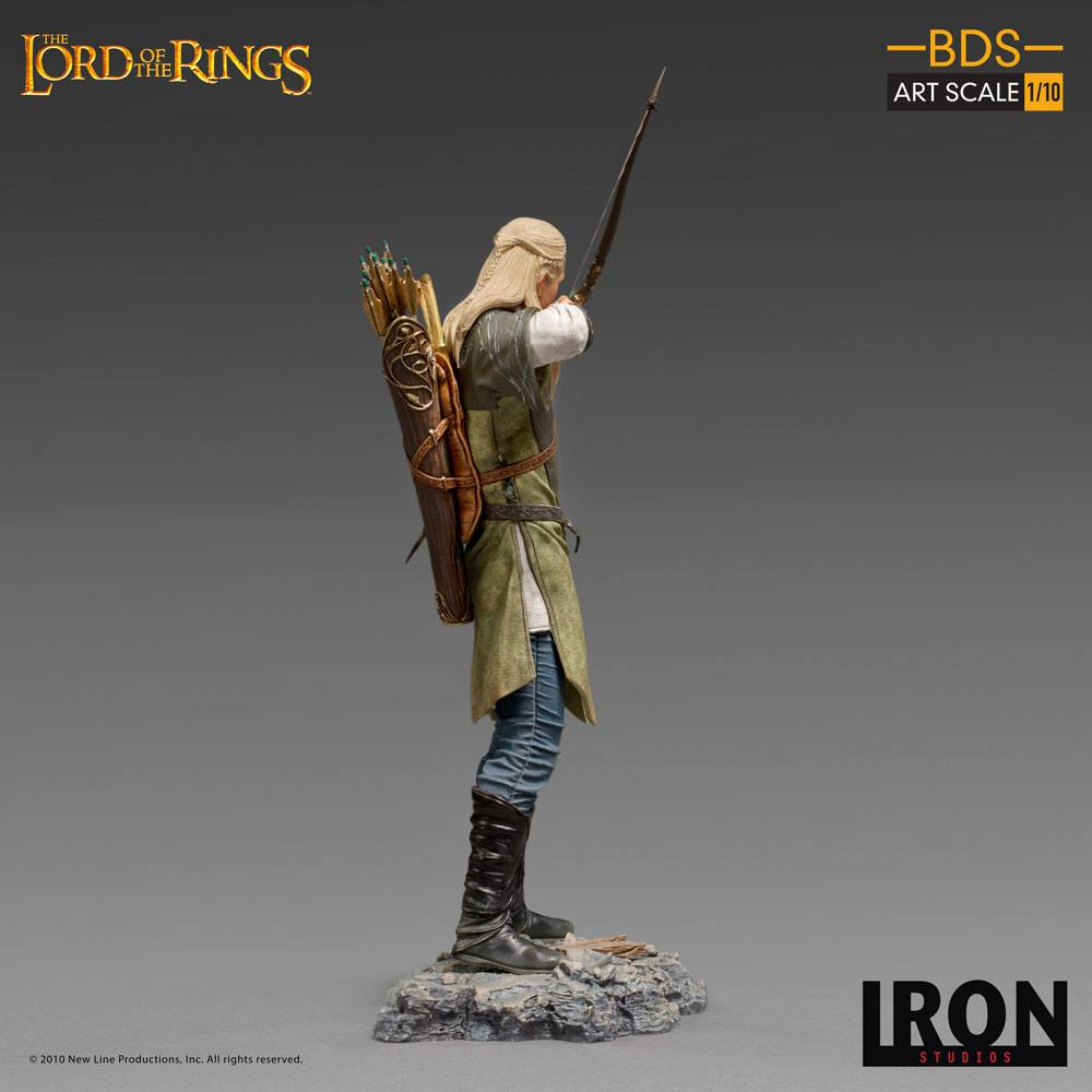 Lord Of The Rings BDS Art Scale Statue 1/10 Legolas 23 cm