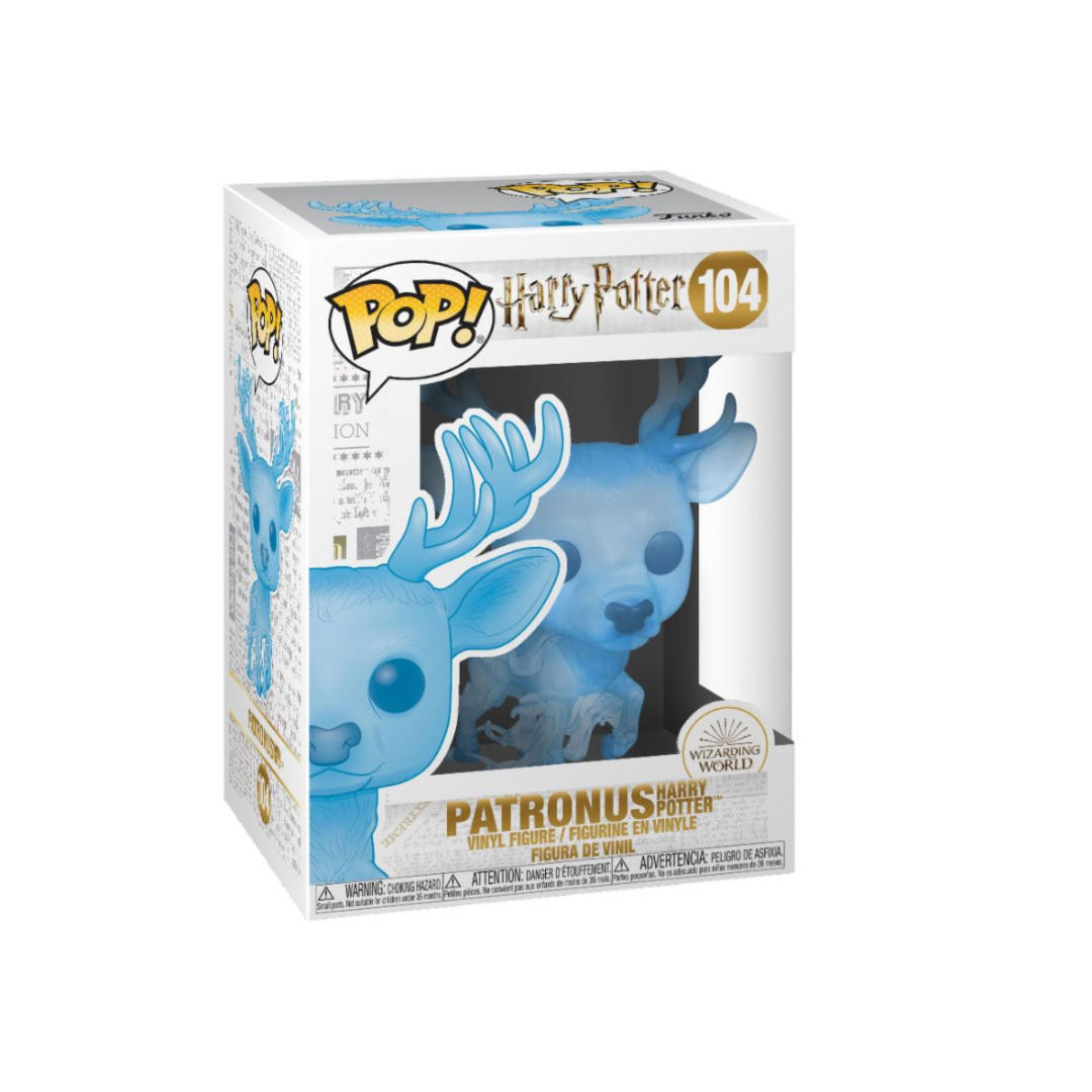 Harry Potter POP! Vinyl Figure Patronus Harry Potter 10 cm