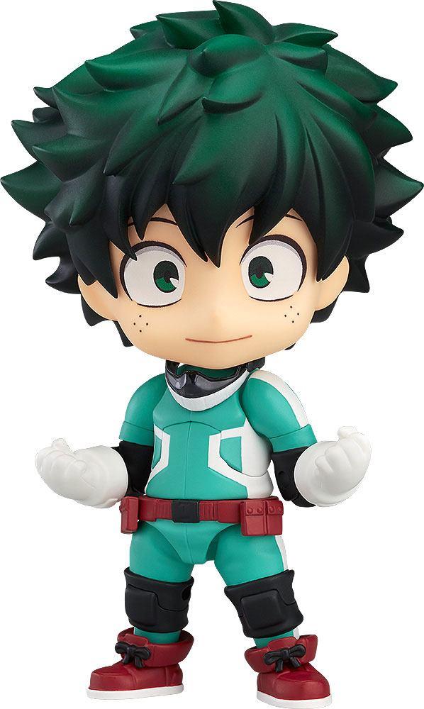 My Hero Academia Nendoroid Action Figure Izuku Midoriya: Hero's Edt. 10 cm
