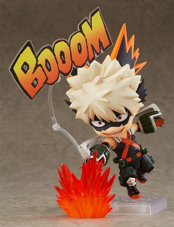 My Hero Academia Nendoroid Action Figure Katsuki Bakugo: Hero's Edit. 10 cm