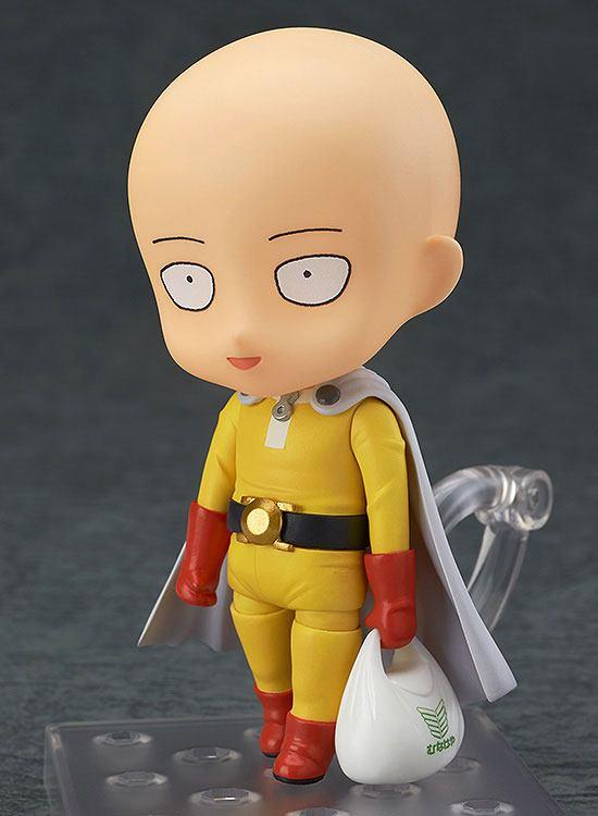 One-Punch Man Nendoroid Action Figure Saitama 10 cm