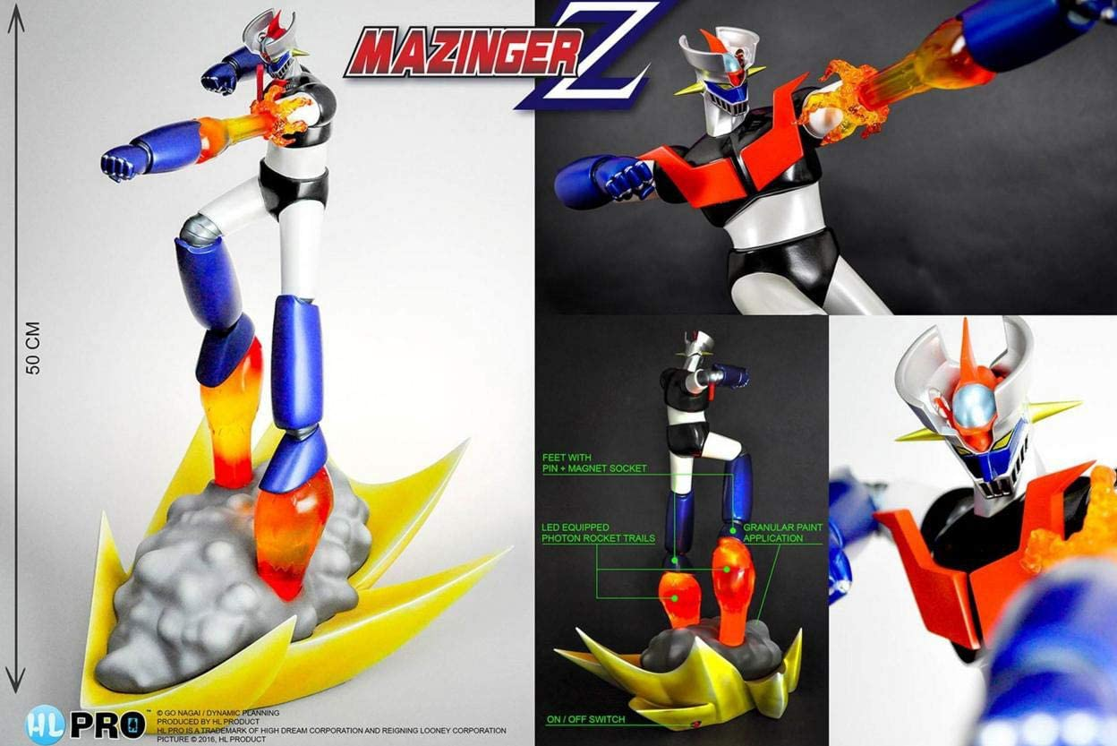 Mazinger Z Limited Edition Statue 51 cm