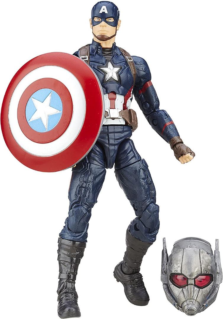 Marvel Legends Series Action Figure Marvel Civil War Captain America 15 cm