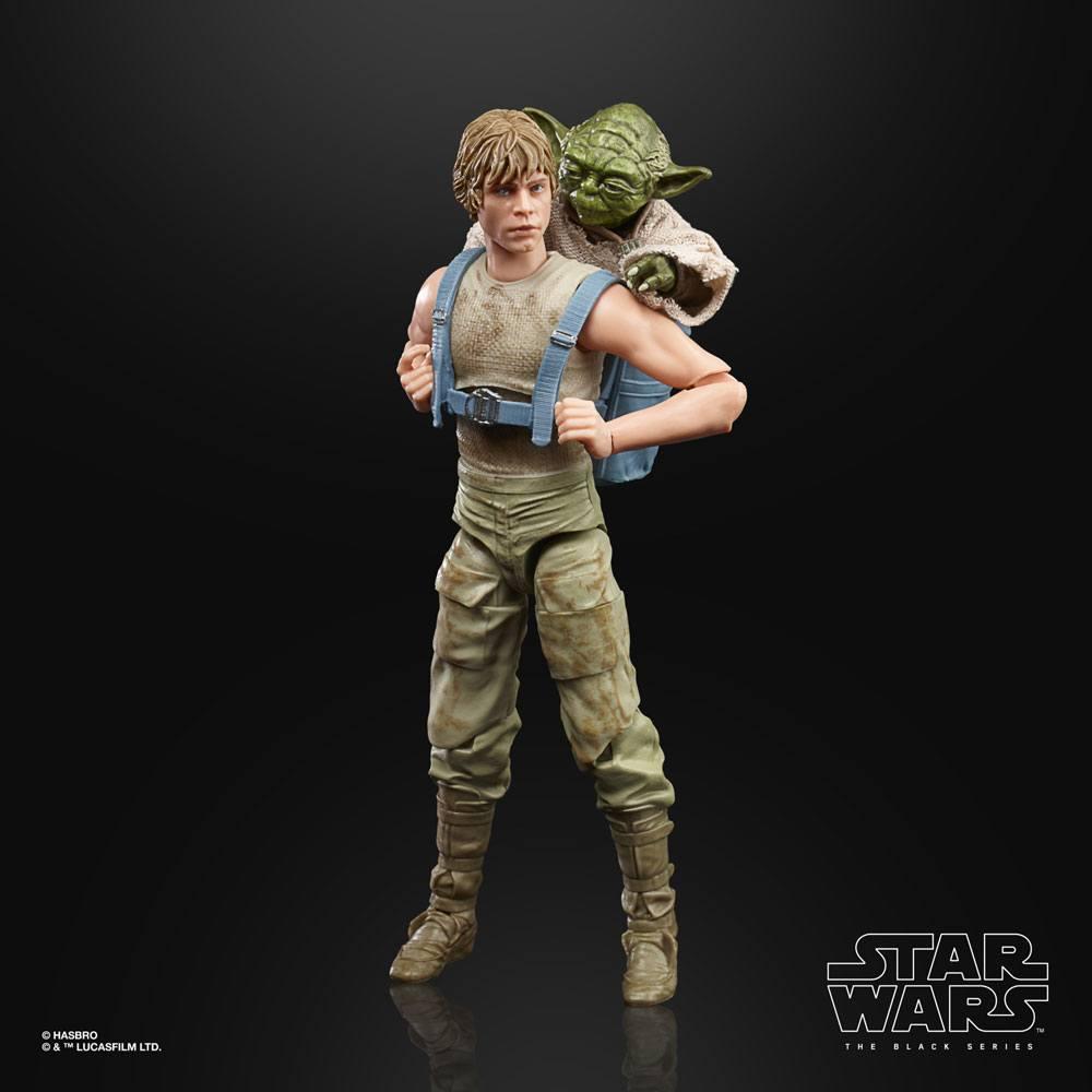 Star Wars Episode V Black Series AF 2-Pack 2020 Luke Skywalker and Yoda