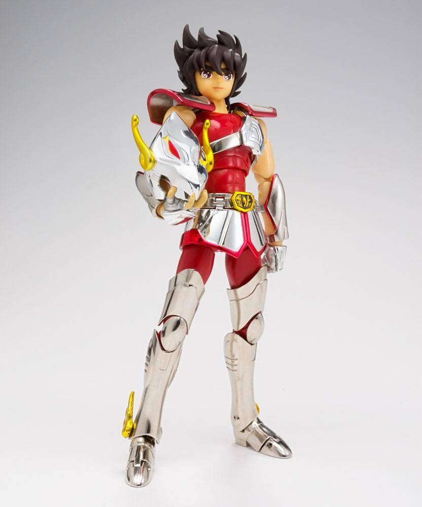 Saint Seiya SCM Action Figure Pegasus Seiya Revival Ver. 17 cm