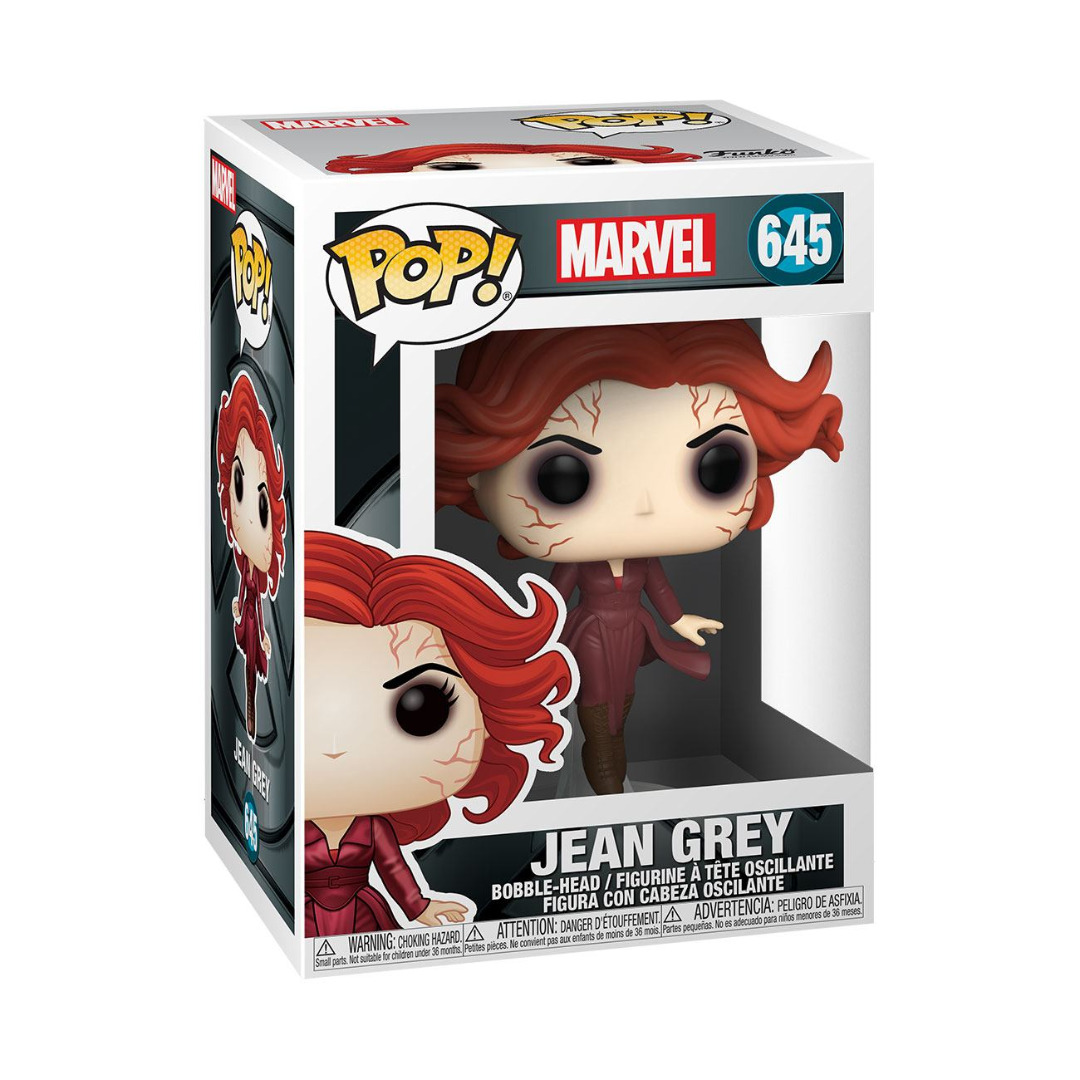 X-Men 20th Anniversary POP! Marvel Vinyl Figure Jean Grey 10 cm