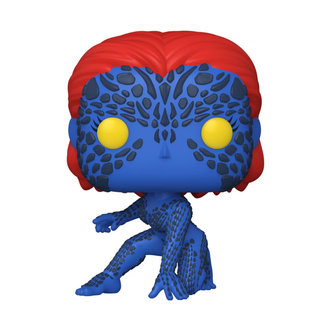 X-Men 20th Anniversary POP! Marvel Vinyl Figure Mystique 10 cm