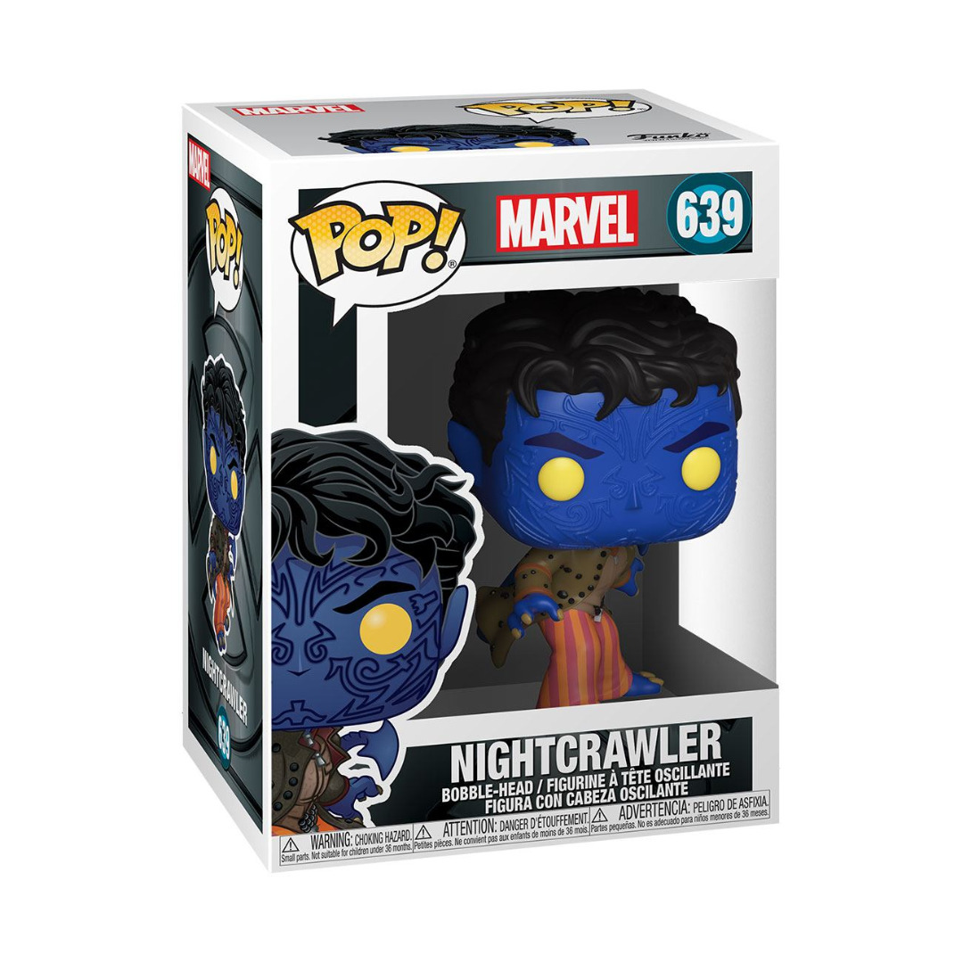 X-Men 20th Anniversary POP! Marvel Vinyl Figure Nightcrawler 10 cm