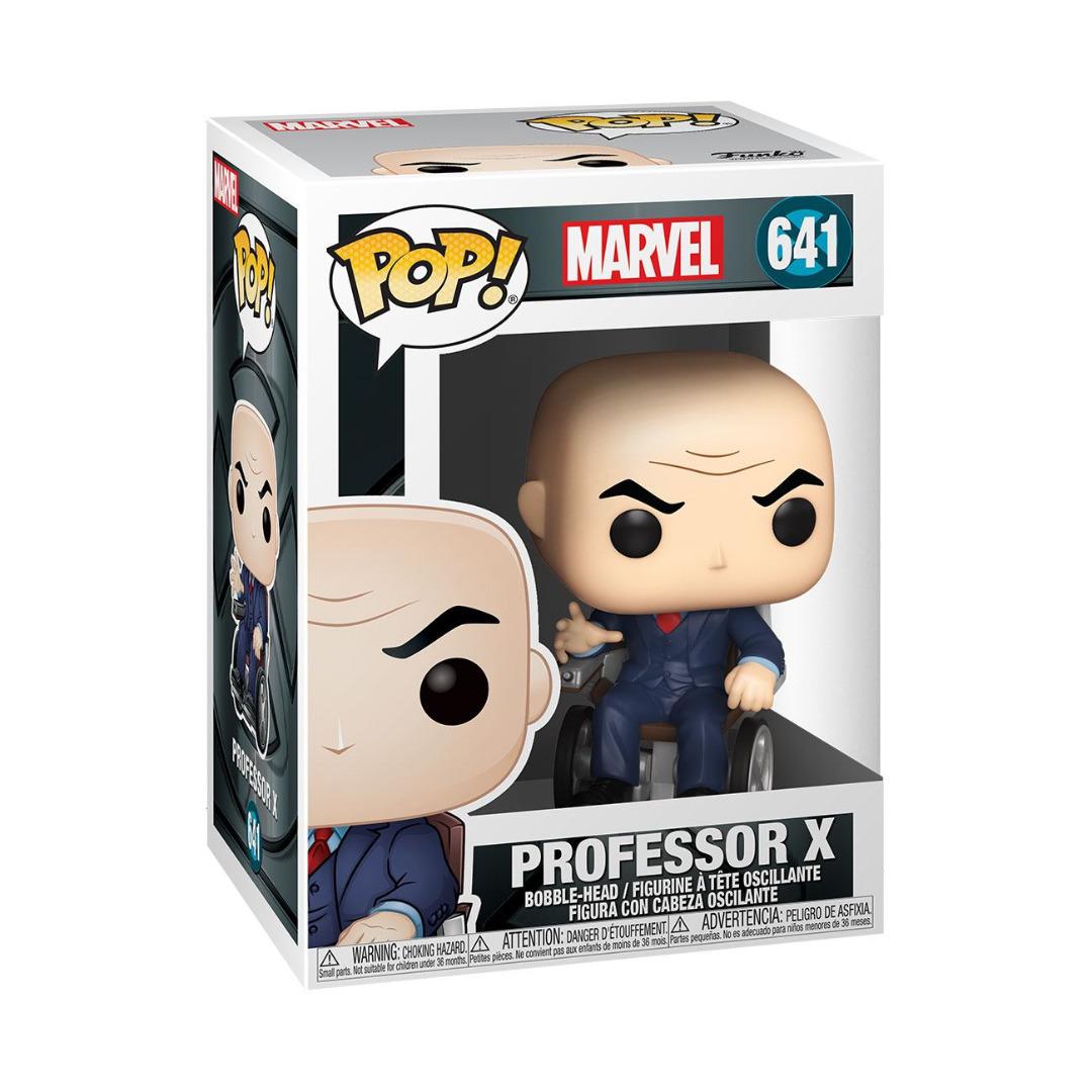 X-Men 20th Anniversary POP! Marvel Vinyl Figure Professor X 10 cm