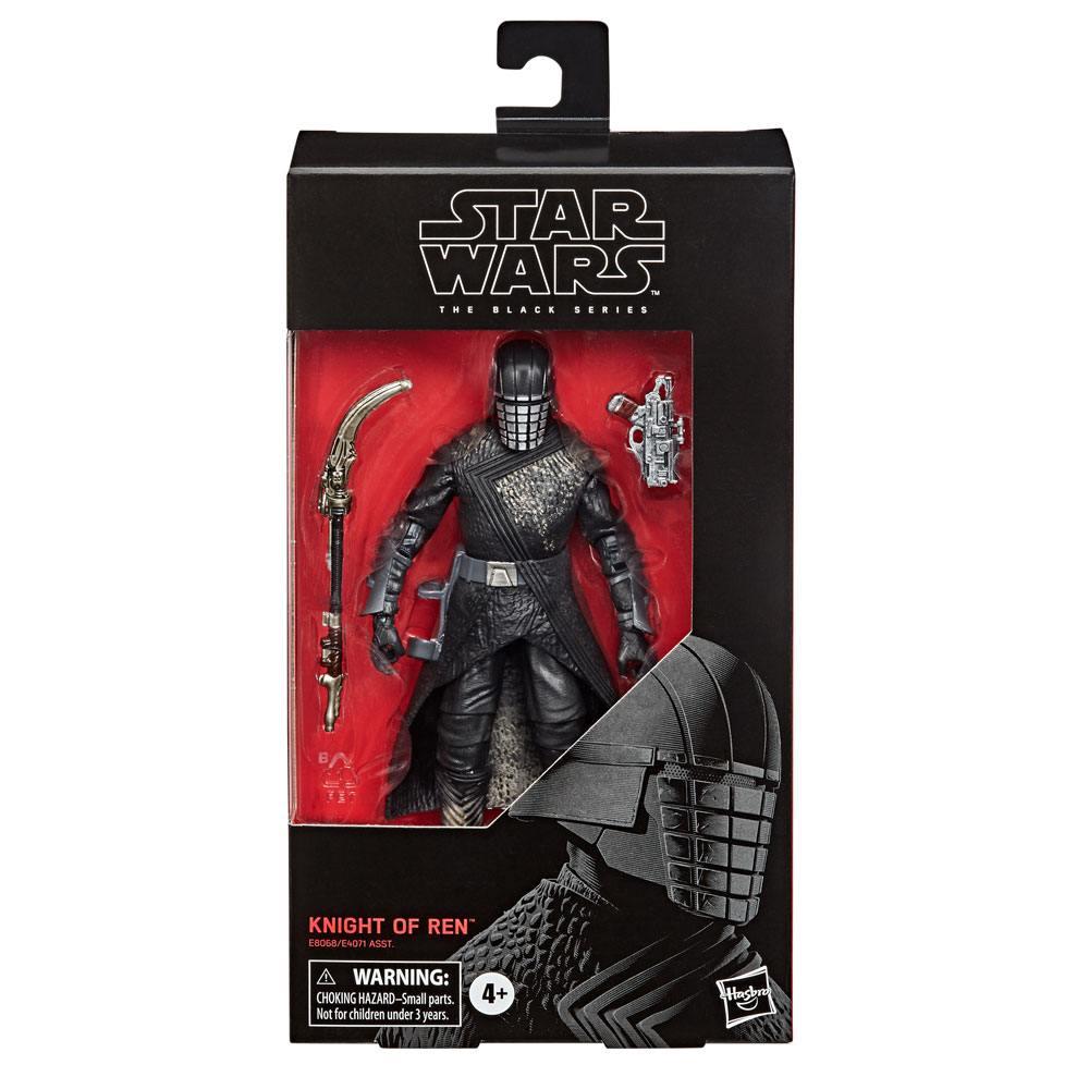 Star Wars Black Series Action Figure Knight of Ren (Episode IX) 15 cm