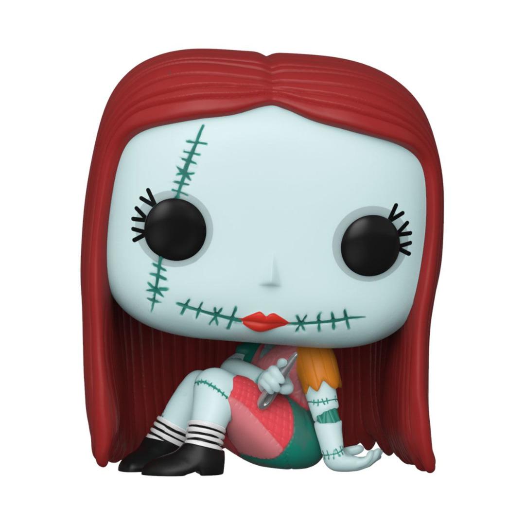 Nightmare before Christmas POP! Disney Vinyl Figure Sally Sewing 10 cm