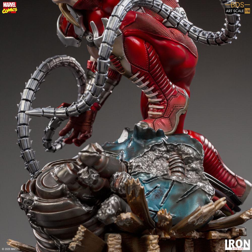 Marvel Comics BDS Art Scale Statue 1/10 Omega Red 21 cm